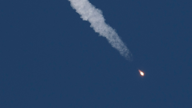 2 Astronauts Safe After Rocket Fails During Launch