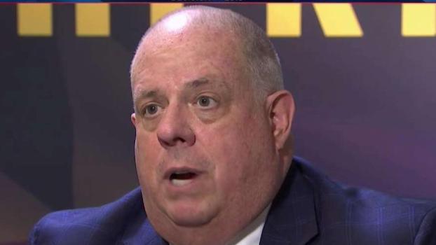 Gov. Hogan Talks Legalizing Cannabis, His Health and More