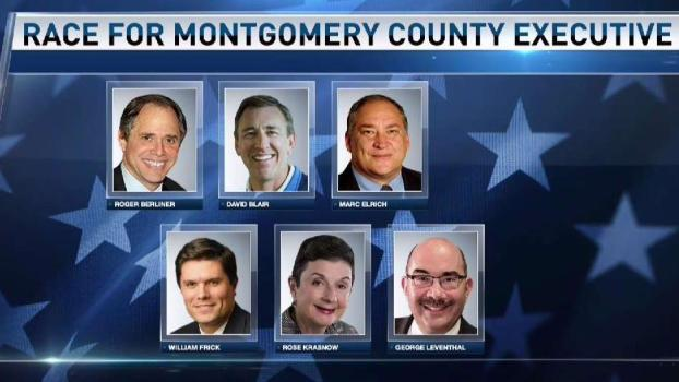 See Who's Running for Montgomery County Executive
