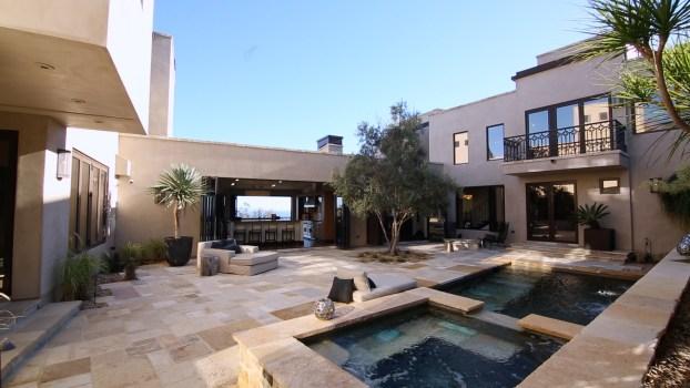 An Impressive Home in Malibu