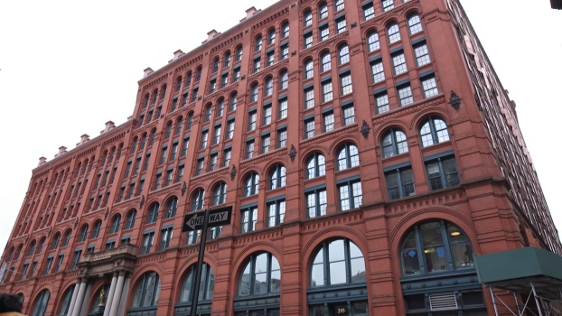 Stylish Living in the Puck Building