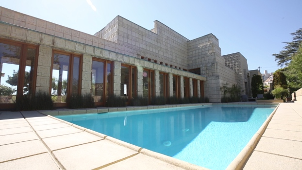 Ennis House: A Unique Frank Lloyd Wright  Structure