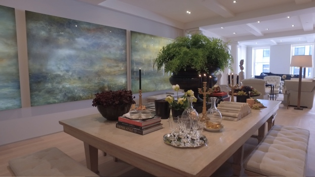 The Luxurious Loft of David Monn