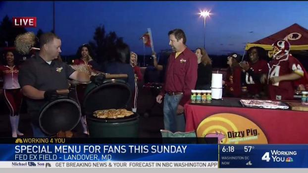 Tailgate 101: Getting Ready for the Redskins Home Opener