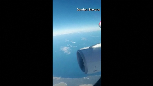 Air Asia Plane Shakes Violently After Technical Failure