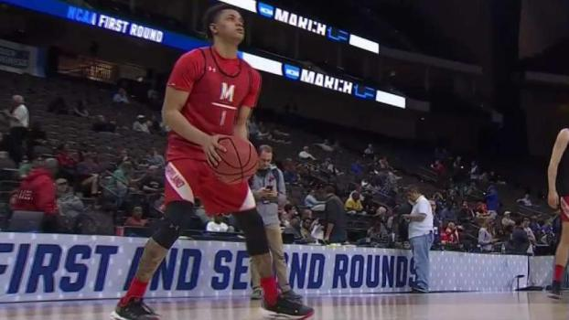 UMD Men's Basketball Heads Into First NCAA Tourney Game Confident