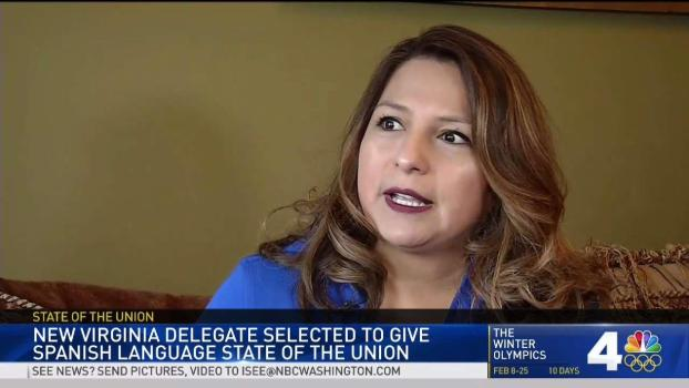 Va. Delegate to Give Spanish State of the Union Response
