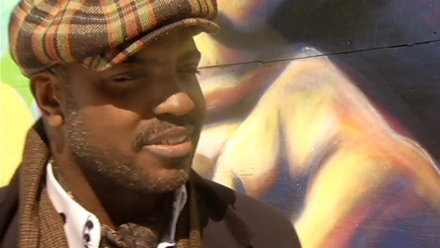 New Mural of Marion Barry Revealed on Birthday