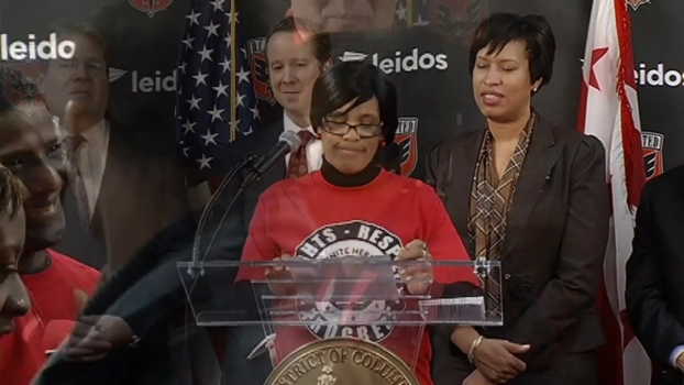 Mayor Bowser: Good Jobs = Good Homes for D.C. Residents