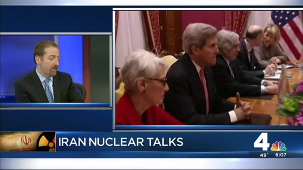 Meet the Press Preview: Conflict in Yemen, Iran Nuclear Talks