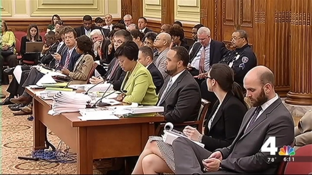 DC Streetcar Funding Questioned During Mayor's Council Hearing