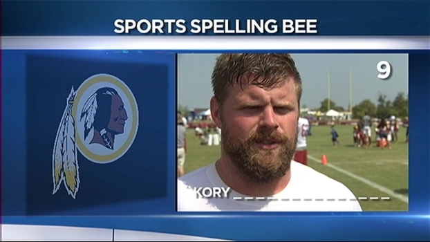 D.C. Sports: A Spelling Bee