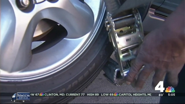 Montgomery Co. Council to Vote on Predatory Towing Bill