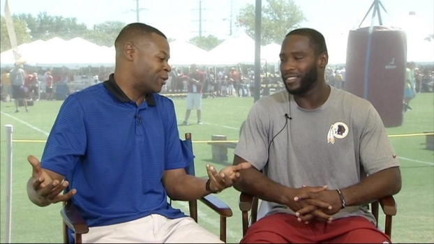 One-on-One With Pierre Garcon