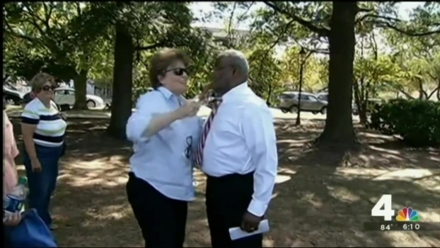 Alexandria Mayor Bill Euille Announces Write-In Campaign