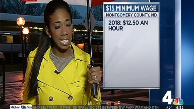 Minimum Wage May Get Hike in Montgomery County