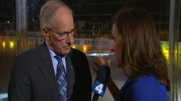 NBC Play-by-Play Man Doc Emrick Previews Caps-Penguins Game 4