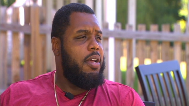 News4 Sits Down With Redskins' Chris Baker