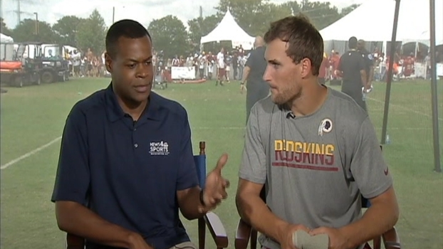 One-on-One with Redskins Quarterback Kirk Cousins