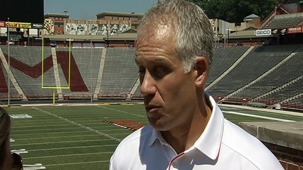 One-on-One With New U.Md. Football Coach D.J. Durkin