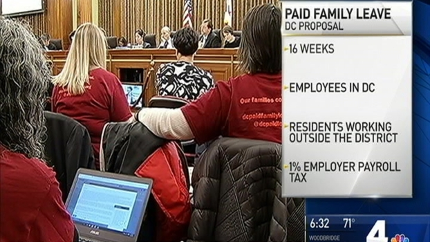 Officials in DC, Montgomery Co. to Discuss Paid Family Leave