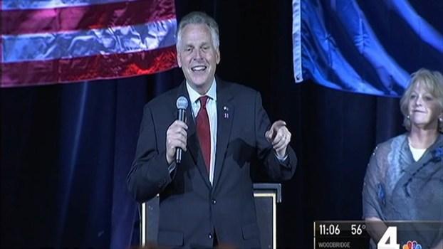 Virgina Democrats Celebrate Wins