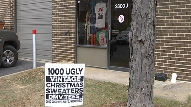 Vintage Ugly Sweater Store Rises From the Ashes