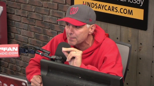 The Sports Junkies: Redskins Opener, Nationals Clincher