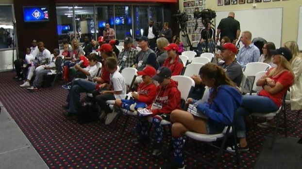 Harper's Heroes: Kids Battling Cancer Spend Day at the  Ballpark
