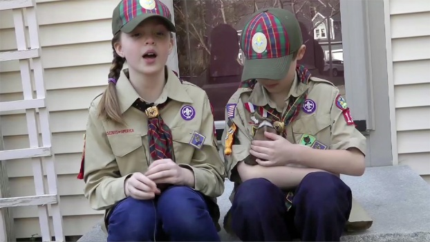 Thousands of Girl Scouts Become Cub Scouts