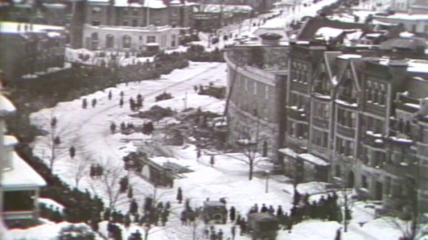 1922: Nearly 100 were killed, and 133 were injured, during the tragic blizzard of 1922 when the flat roof of the Knickerbocker Theatre collapsed during a ...