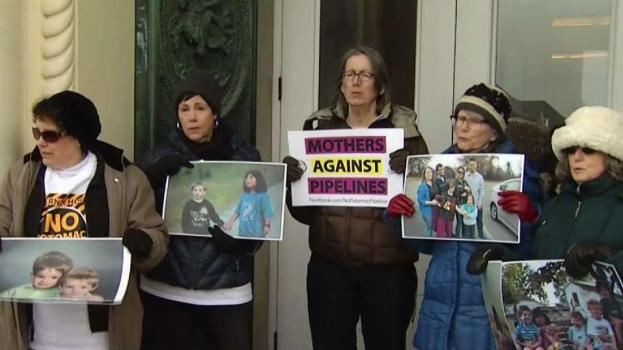 Grandmothers, Mothers Protesting Potomac Pipeline Arrested
