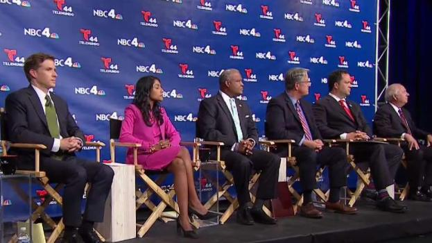 Democratic Candidates for Maryland Governor Face Off