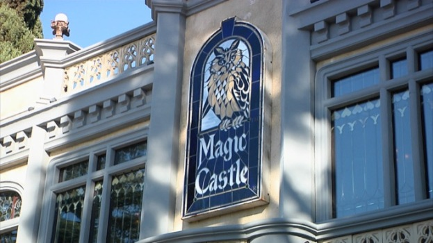 LA's Exclusive Magic Castle