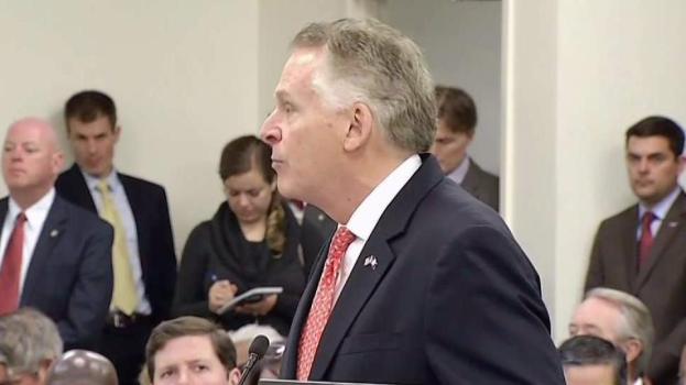 Va. Gov. Proposes Tax Hikes to Fund Metro