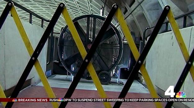 [DC] Metro Riders Scramble for Alternatives
