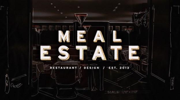"[Cozi] COZI Presents ""Meal Estate"""