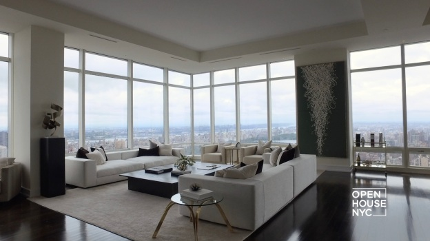 Luxury in the Sky With Unparalleled Views