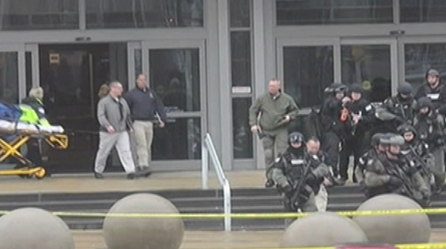 [PHI] Courthouse Shooter's Wife and Son Suspects: Cops