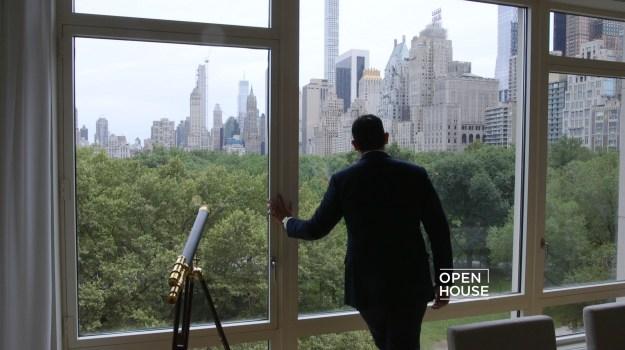 Elegant Living Above Central Park