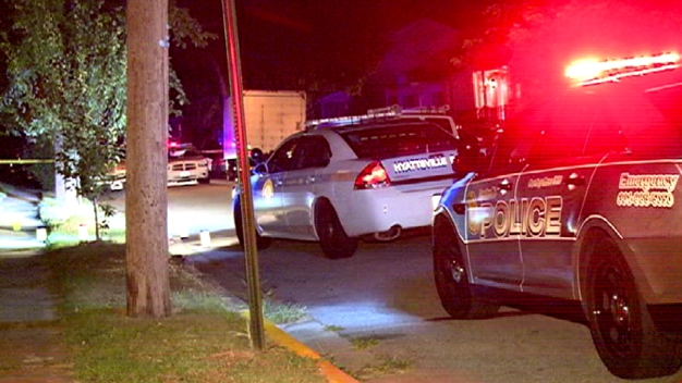 Teens Shot Walking Along Hyattsville Street