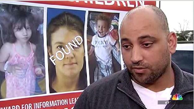 Dad Adamant Kids OK Despite Grim News From Police