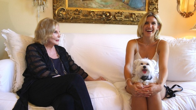 Ashley Roberts Psychically Connects to Her Dog Cooper
