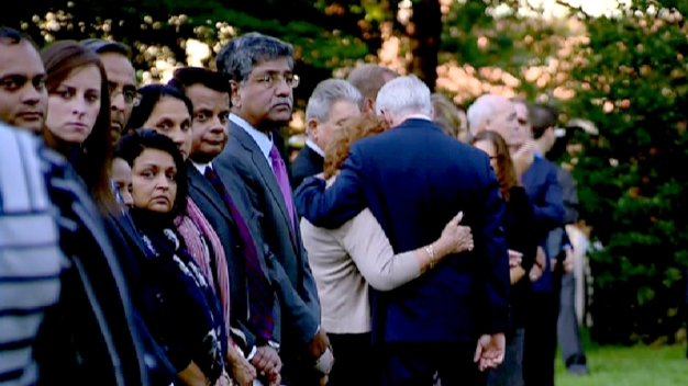'Pain We Cannot Forget': Navy Yard Victims Remembered