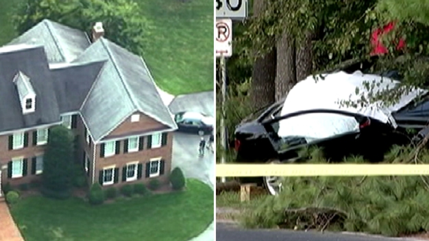 Deaths in Md. Car, House May Be Linked