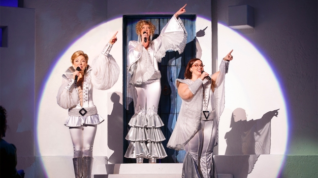 Enter for a Chance to Win Two Tickets to Mamma Mia!
