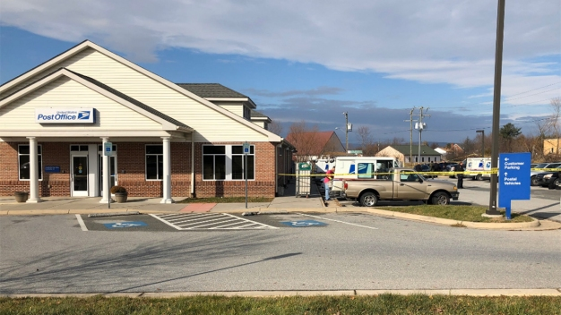 Special Agent Shoots USPS Worker at Virginia Post Office
