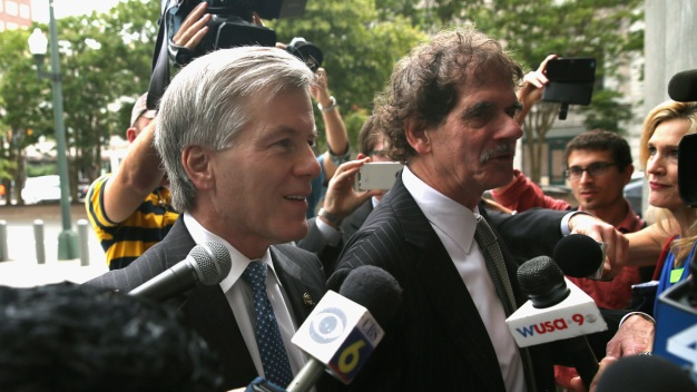 Bob McDonnell Takes Stand in Corruption Trial