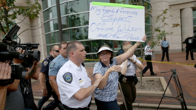 Police Union in Md. Donates to Ferguson Officer Fund