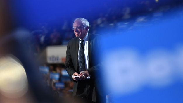 Sanders: 'Hillary Clinton Must Become the Next President'
